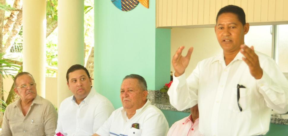 PCR escoge José Francisco Díaz, candidato a regidor por Boca Chica