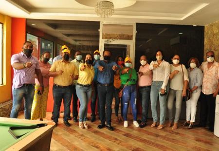 Partido Cívico Renovador realiza acto en La Romana en apoyo a Amarilis Santana